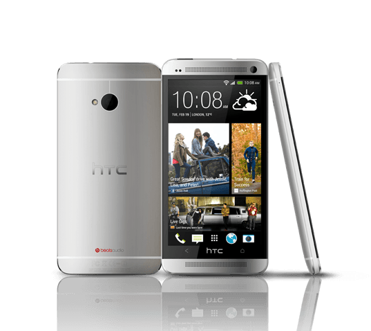 HTC One aggiornamento Android