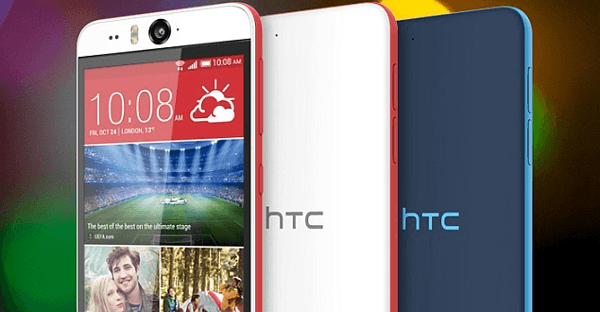 Android 6 per HTC Desire EYE