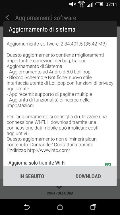update-htc-one-e8