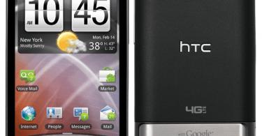HTC ThunderBolt HTC Bolt