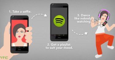 HTC-spotify