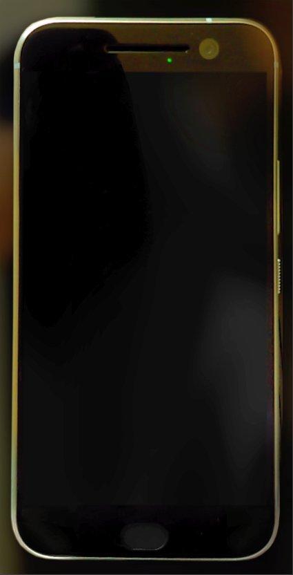 prima foto dal vivo di HTC One M10