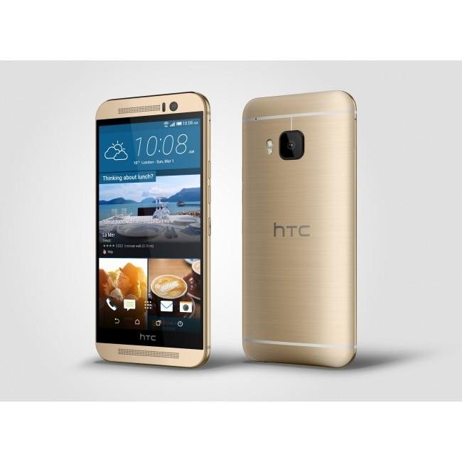 HTC One M9 Plus riceve Android Marshmallow