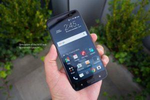 render di HTC One M10