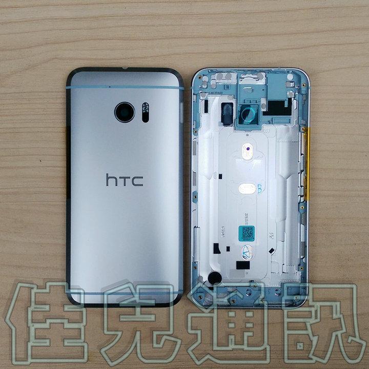 HTC-M10-nero-e-argento-3