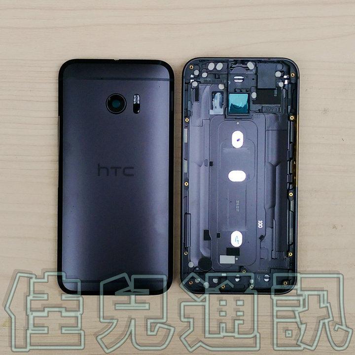 HTC-M10-nero-e-argento-5