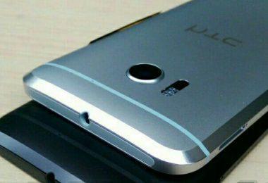 Backcover di HTC 10