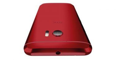 HTC 10 Camellia Red