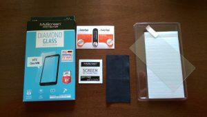 MyScreen Protector Diamond Glass
