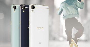 HTC Desire 10 lifetyle