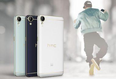 HTC Desire 10 lifetyle