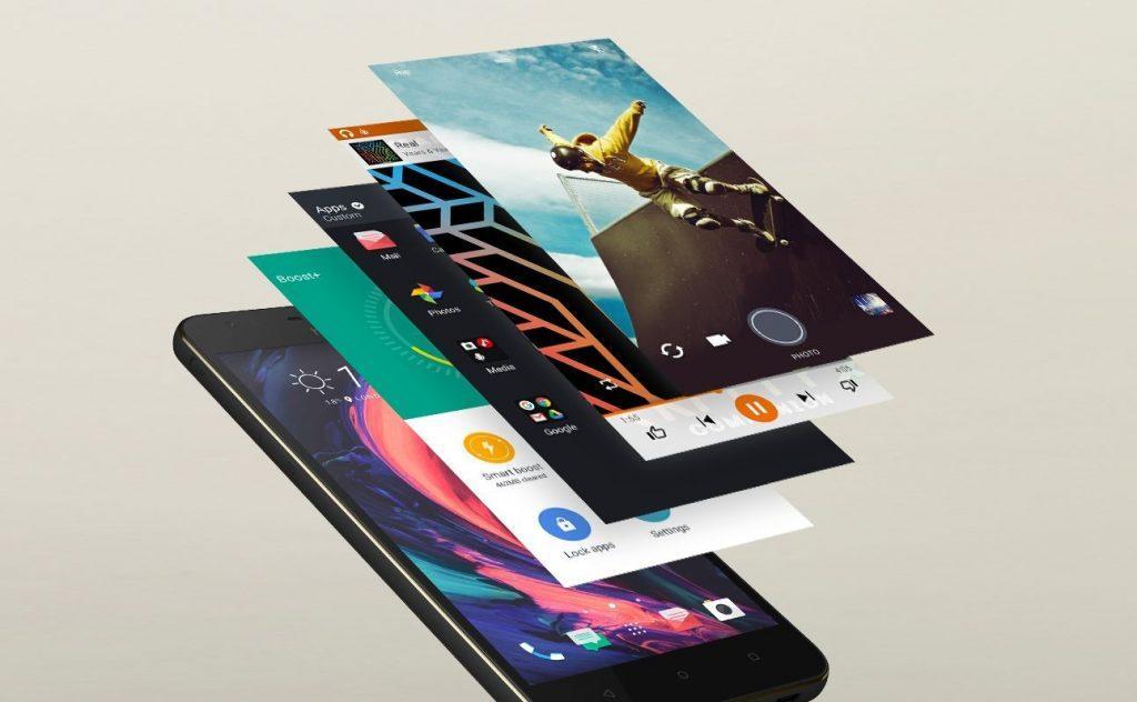 HTC Desire 10 lifestyle